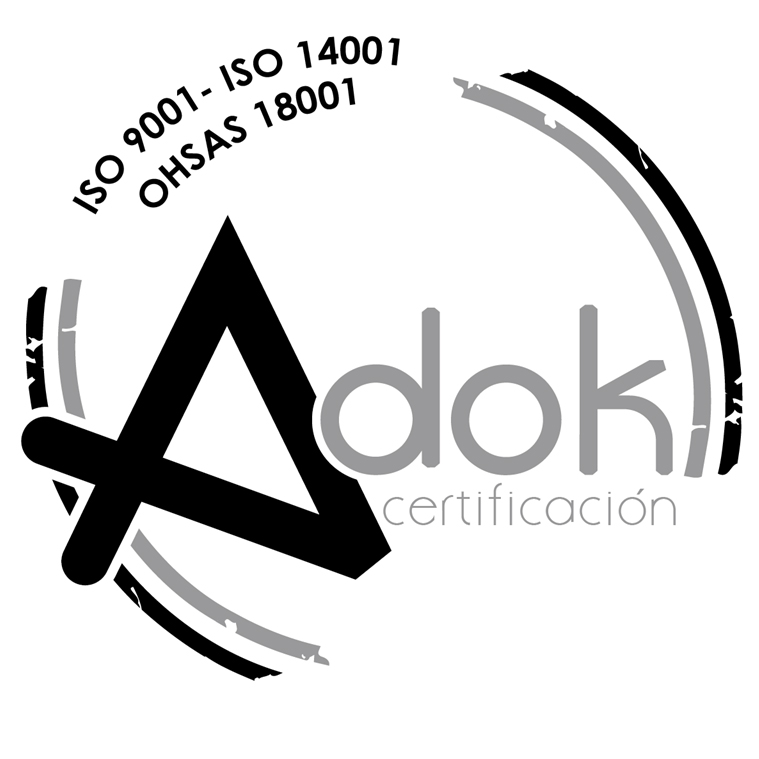 LOGO ADOK CERTIFICACION